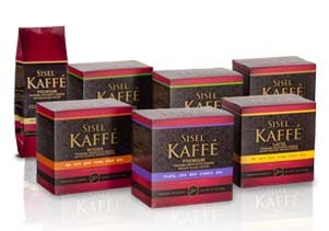 Sisel International Kaffe