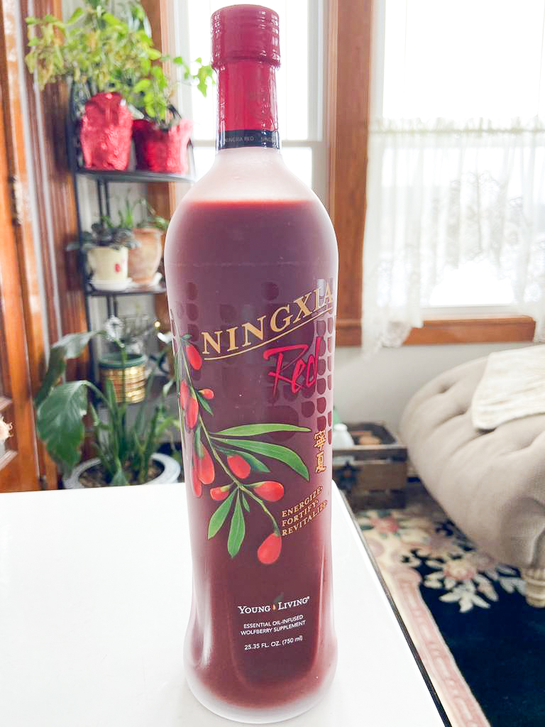Essence of Pure Living_Young Living_Ningxia Red